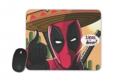 Mousepad Mexican Deadpool