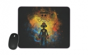 Tapis de souris Pirate Art
