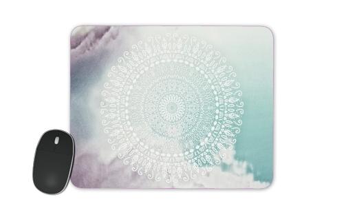 RAINBOW CHIC MANDALA für Mousepad
