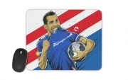 Mousepad Super Tevez Chinese