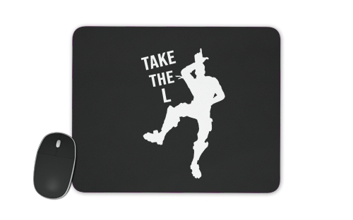 Take The L Fortnite Celebration Griezmann für Mousepad