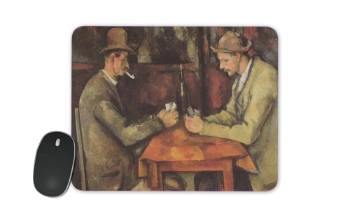 Mousepad The Card Players