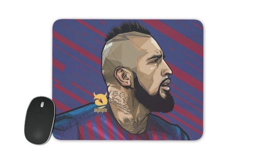 Mousepad Vidal Chilean Midfielder