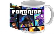 Tasse Mug Fortnite - Battle Royale Art Feat GTA