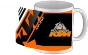Tasse Mug KTM Racing Orange And Black