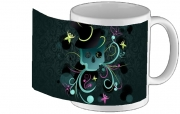 Tasse Mug Skull Pop Art Disco