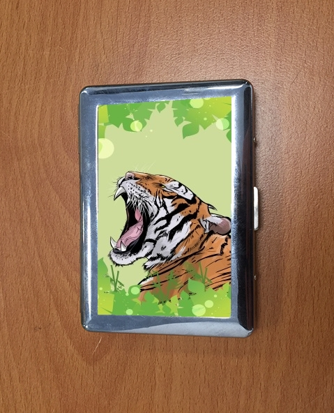 Cigarette holder Animals Collection: Tiger