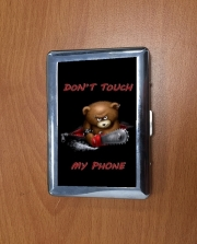 Porte Cigarette Don't touch my phone
