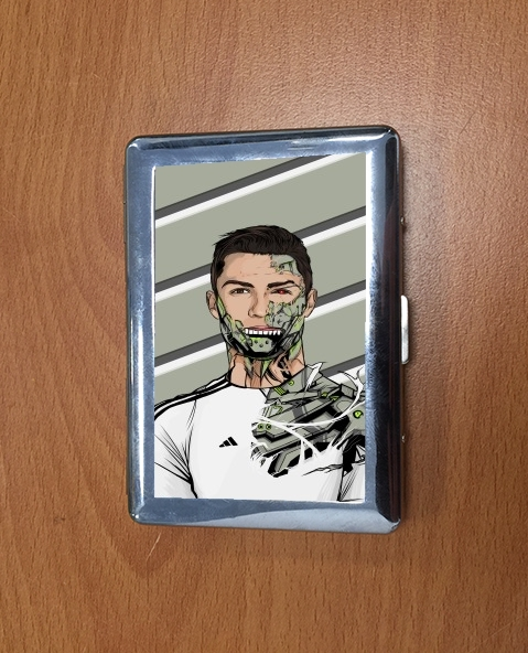 Cigarette holder Football Legends: Cristiano Ronaldo - Real Madrid Robot