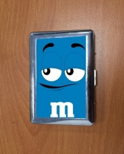 Cigarette holder M&M's Blue