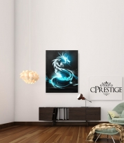 Art Print Dragon Electric