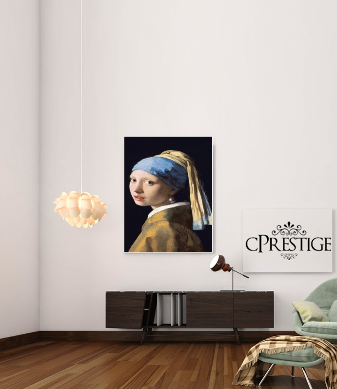 Art Print Girl with a Pearl Earring