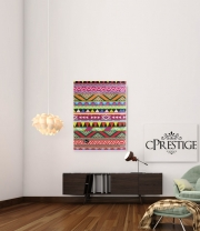 Art Print Tribal Girlie