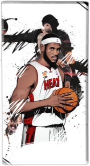 Powerbank Universal Emergency External Battery 7000 mAh Basketball Stars: Lebron James