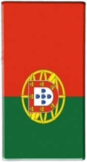 Batterie nomade de secours universelle 5000 mAh Drapeau Portugal