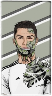 Powerbank Universal Emergency External Battery 7000 mAh Football Legends: Cristiano Ronaldo - Real Madrid Robot