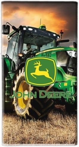 John Deer tractor Farm for Powerbank Universal Emergency External Battery 7000 mAh
