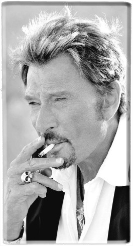 johnny hallyday Smoke Cigare Hommage for Powerbank Universal Emergency External Battery 7000 mAh