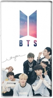 Batterie nomade de secours universelle 5000 mAh K-pop BTS Bangtan Boys