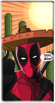 Powerbank Universal Emergency External Battery 7000 mAh Mexican Deadpool