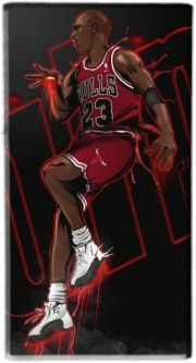 Powerbank Universal Emergency External Battery 7000 mAh Michael Jordan