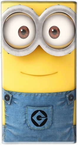 Minions Face for Powerbank Universal Emergency External Battery 7000 mAh