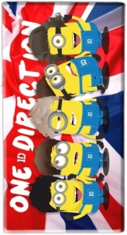 Powerbank Universal Emergency External Battery 7000 mAh Minions mashup One Direction 1D