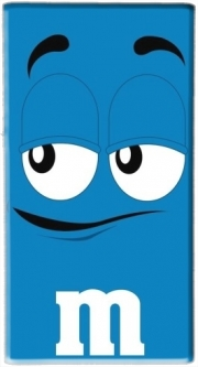 Powerbank Universal Emergency External Battery 7000 mAh M&M's Blue