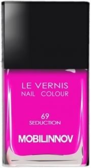 Batterie nomade de secours universelle 5000 mAh Flacon Vernis 69 Seduction