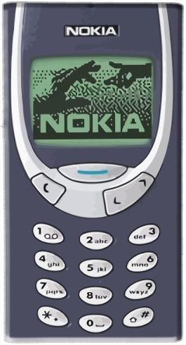 Powerbank Universal Emergency External Battery 7000 mAh Nokia Retro white -  Bags & Accessories