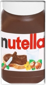Batterie nomade de secours universelle 5000 mAh Nutella