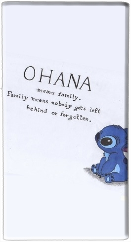 Ohana Means Family für externe Backup-Batterie 7000 mah Micro-USB