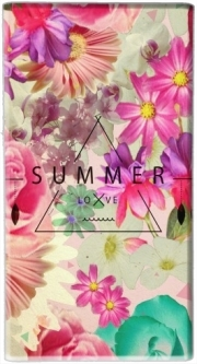 Batterie nomade de secours universelle 5000 mAh SUMMER LOVE