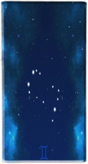 Mini Powerbank Micro USB Emergency External Battery 1720 mAh Constellations of the Zodiac: Gemini