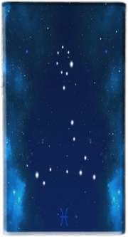 Mini Powerbank Micro USB Emergency External Battery 1720 mAh Constellations of the Zodiac: Pisces
