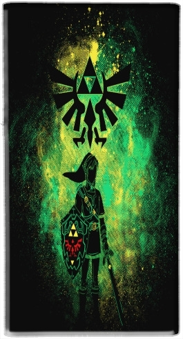 Hyrule Art für Tragbare externe Backup-Batterie 5000 mah Micro-USB
