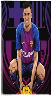 Mini Powerbank Micro USB Emergency External Battery 1720 mAh Philippe Brazilian Blaugrana