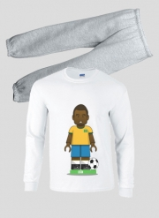 Pajamas kids Bricks Collection: Brasil Edson
