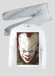 Pajamas kids Evil Clown