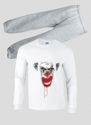 Pyjama enfant Evil Monkey Clown