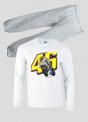 Pyjama enfant Fan de VR46 Doctors