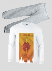 Pyjama enfant Flag House Martell