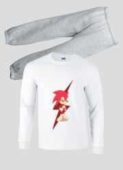 Pyjama enfant Flash The Hedgehog