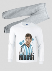 Pajamas kids Football Legends: Lionel Messi World Cup 2014