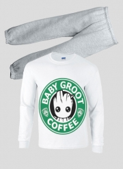 Pyjama enfant Groot Coffee