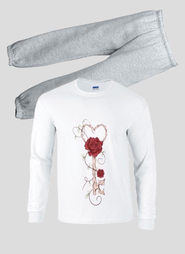 Pyjama enfant Key Of Love
