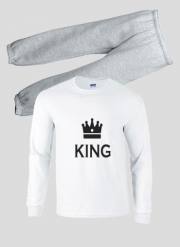 Pyjama enfant King