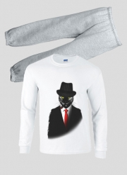 Pyjama enfant Mobster Cat