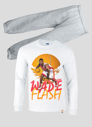 Pyjama enfant NBA Legends: Dwyane Wade