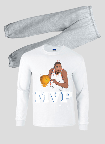 Pajamas kids NBA Legends: Kevin Durant